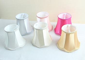 Modern creative handmade lamp shades white chandeliers lamp shades wall light cavers free - Creative lamp shades ...