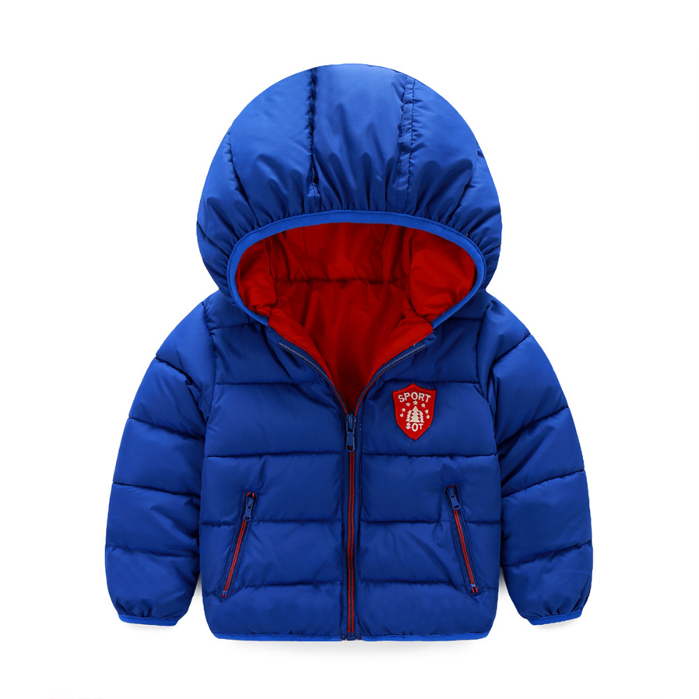 Retail 2017 New Free shipping High Quality Retail Children s Winter Down Jackets Baby Down Coat
