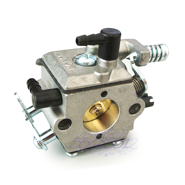 Carburetor Carb /& Fuel Filter Kit Fit Komatsu Zenoah 4500 5200 5800 45cc 52cc