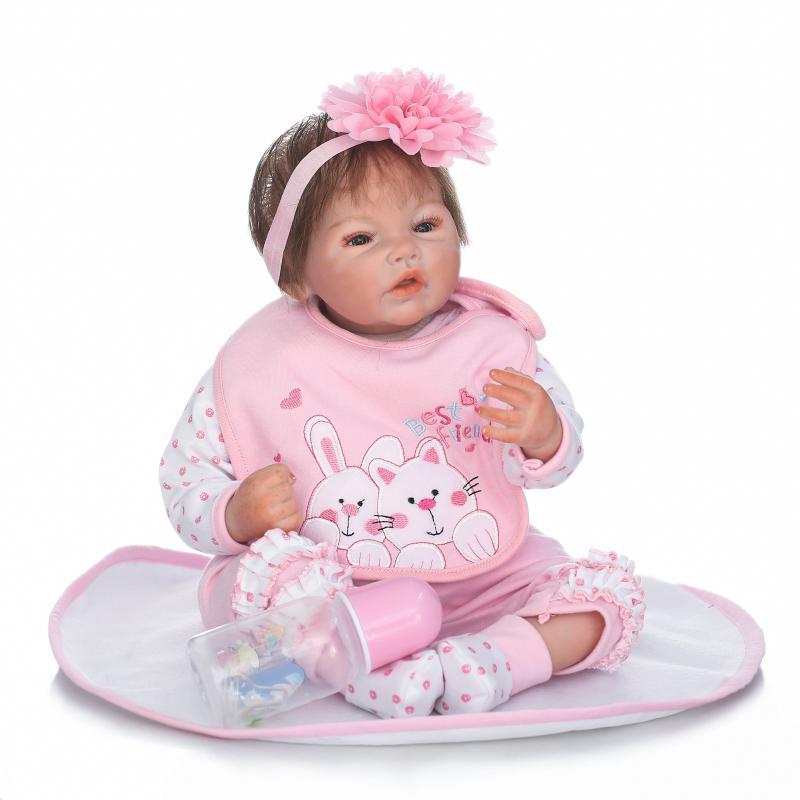 Специальные силиконовые куклы reborn 20