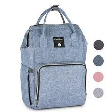 Backpack Diaper-Bag Stroller Moms Baby-Care Mommy Travel Large-Capacity Waterproof