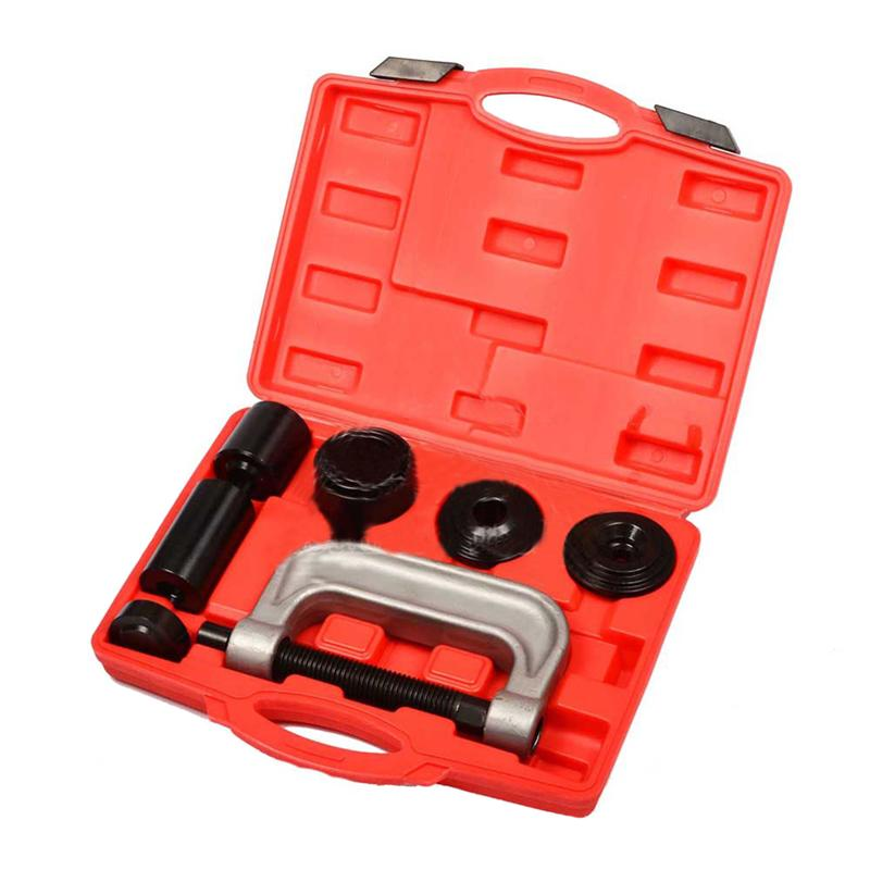 VORCOOL Car Ball Joint Service Tool Tie Rod Ball Joint Splitter Removal Extractor Set Kit rear ball joint tool kit bushing tool set suitable for bmw e38 e39