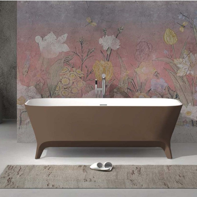 TUB 65115-1220 SQUARE BATHTUB