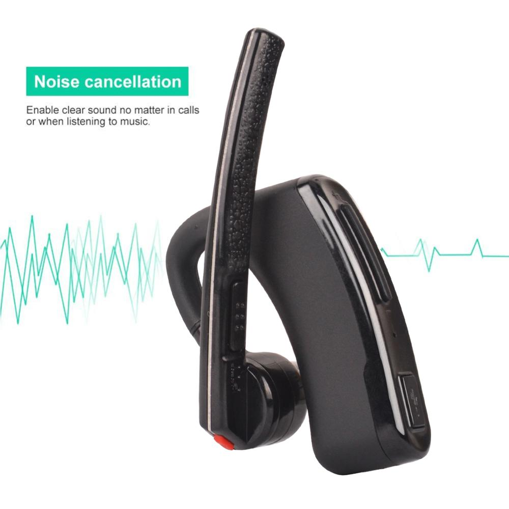 Image 5 - Wireless Walkie Talkie Headset PTT Bluetooth Earphone with Mic Adapter 2 way Radio M Type Wireless headphone for Motorola Radio-in Walkie Talkie from Cellphones & Telecommunications