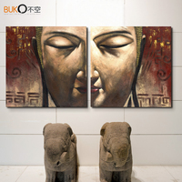 Buddhist Religious Art 100 Hand Painted Oil Painting On Canvas Buddha Paintings For Home Decoration Faith