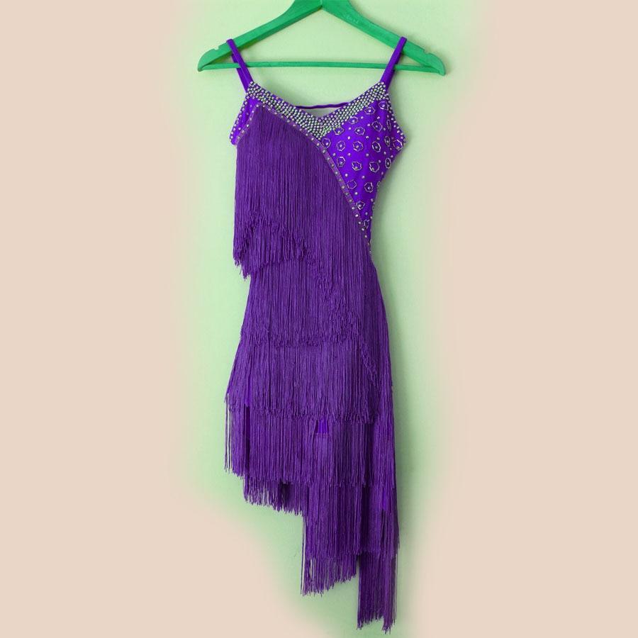 Hermosa Trajes De Baile De Estilo Ornamento - Vestido de Novia Para ...