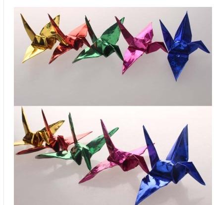 Origami Hanukkah Menorah | 413x432