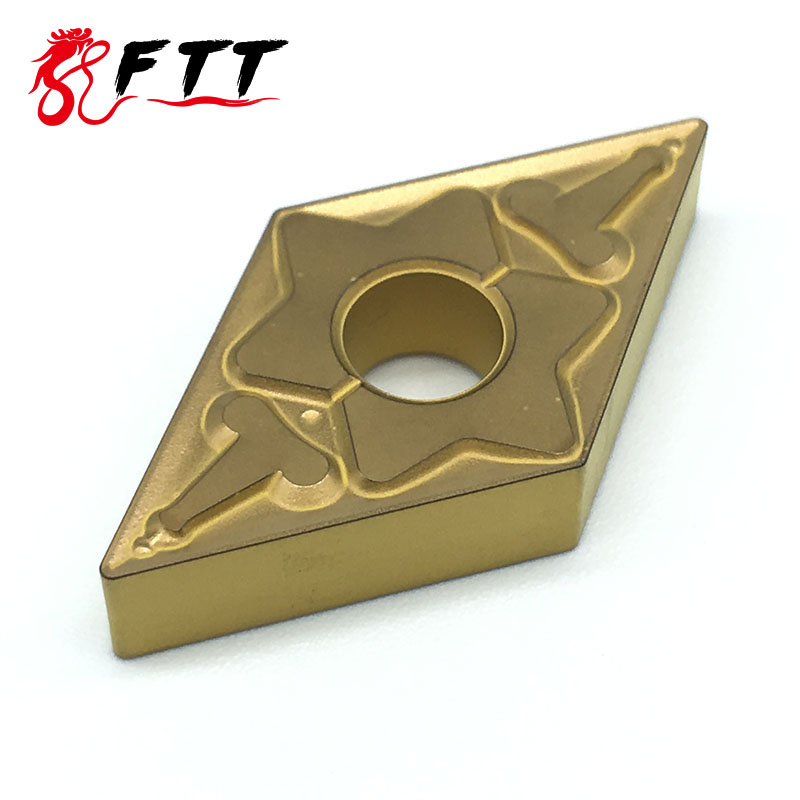 DNMG150404 TM T9125 High Quality DNMG 150404 PM Carbide Insert External Turning Tools Lathe CNC Cutter Tool