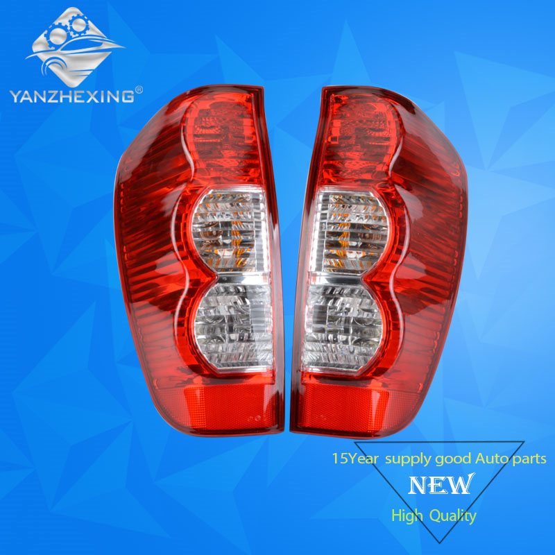 Brand New High Quality Left & Right Tail Light Tail Lamp Rear Light Brake Lamp For Great Wall Wingle 5 4133300-P00  4133400-P00