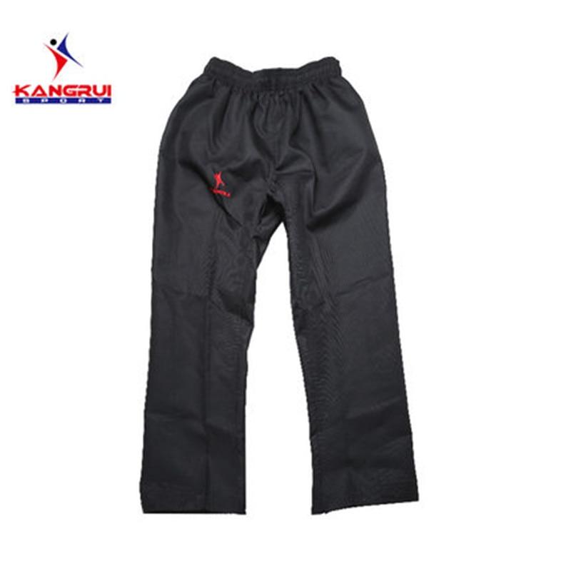 Poomsae Taekwondo Uniform kleurrijke rood blauw zwart coach dobok - Sportkleding en accessoires - Foto 6