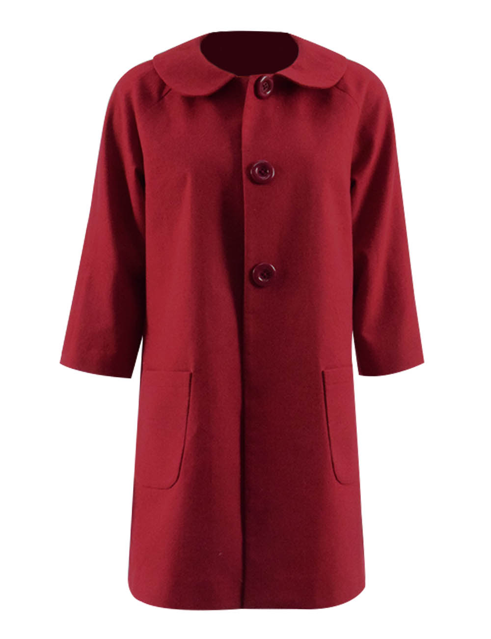 Chilling Adventures of Sabrina Cosplay Costume Sabrina Spellma Red Jacket Coat