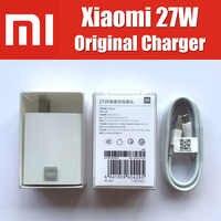 MDY-10-EH Xiaomi Mi9 Charger Original 27W QC4.0 High Speed Charger EU Adapter For Xiaomi Mi9 Mi9se Redmi K20 Pro