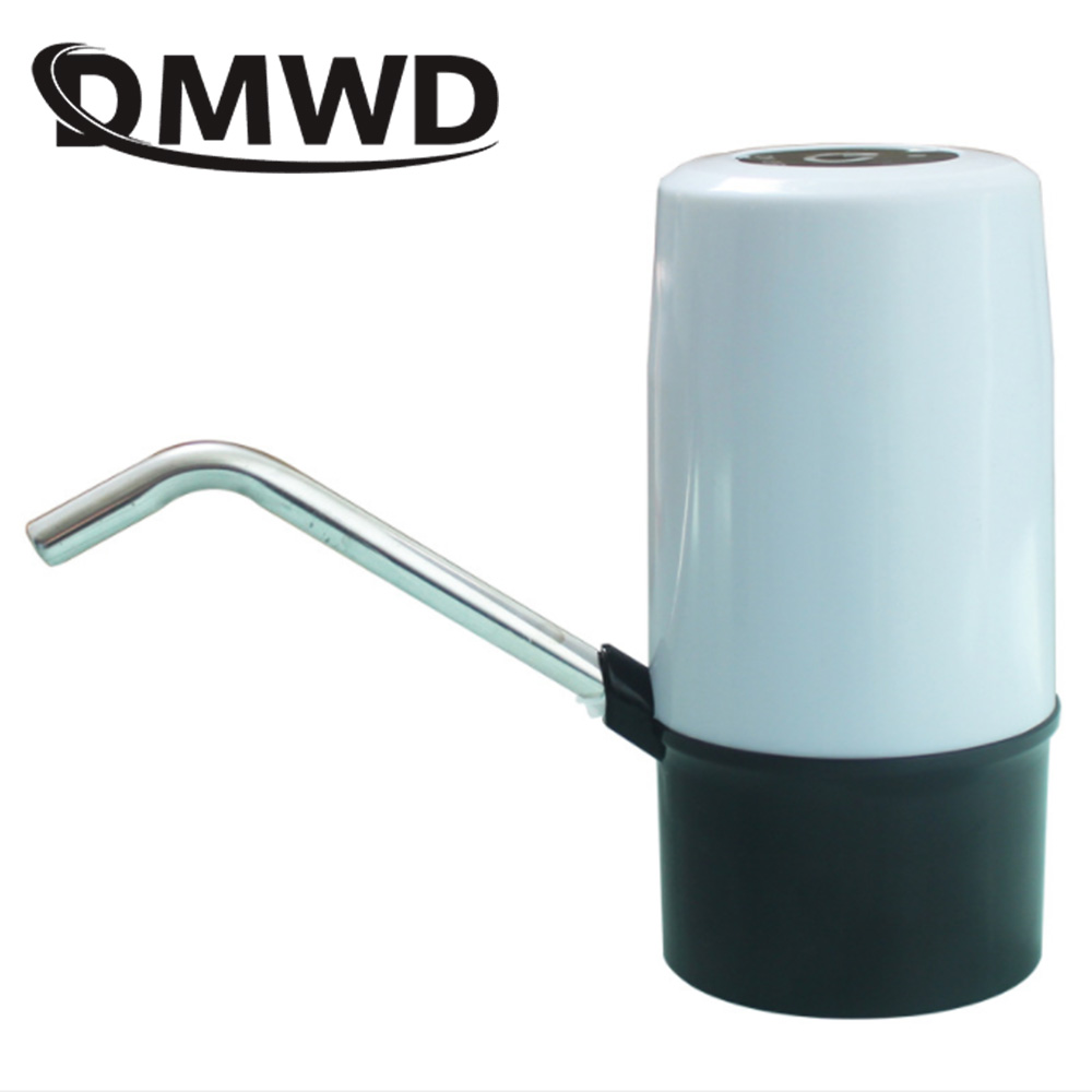 DMWD Rechargeable Wireless <font><b>battery</b></font> <font><b>Water</b></font> <font><b>Bottle</b></font> <font><b>Pump</b></font> Dispenser <font><b>Water</b></font> <font><b>Bottles</b></font> Suction Unit Electric Drinking <font><b>Bottle</b></font> switch