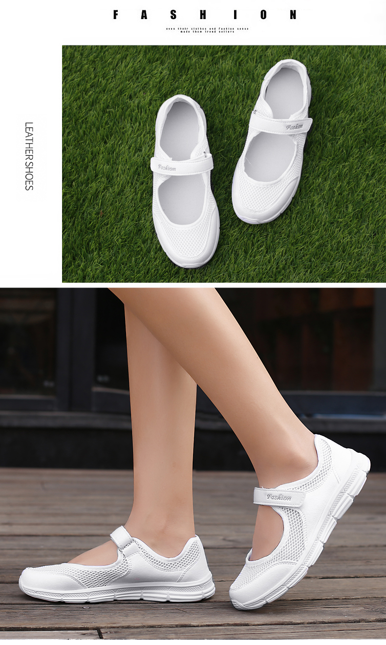 Breathable Women Sneakers Casual Shoes