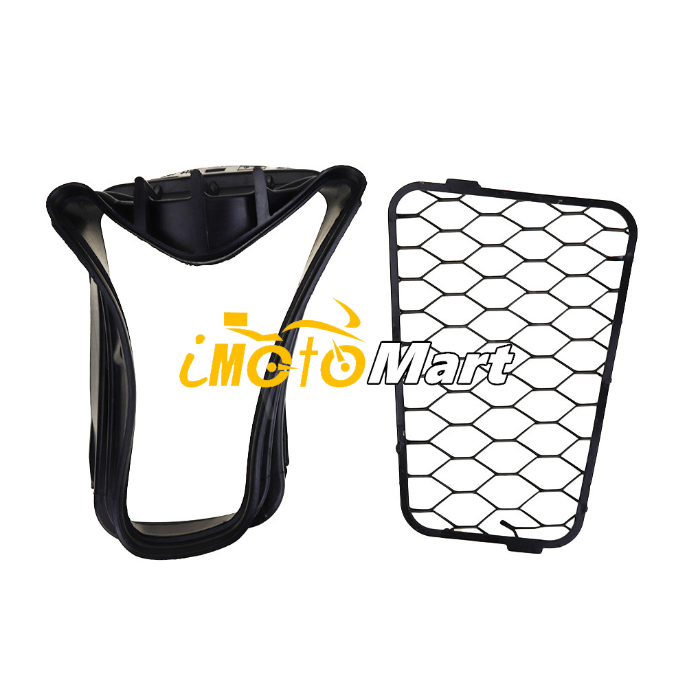 Motorcycle Accessories New Ram Air Intake Tube Duct Mesh For <font><b>Honda</b></font> CBR600RR <font><b>CBR</b></font> <font><b>600</b></font> RR 2007-2012 <font><b>2008</b></font> 2009 2010 2011 image
