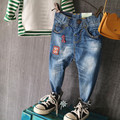 New Arrival Kids Jeans Baby Boys Denim Jeans Boys Spring Atutumn Jeans Casual Long Pants Kids Trousers