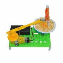 Новый автоматический плоттер модель для детей паровой Образование помощь наука обучающая помощь игрушка с выдвижным ящиком Mapper DIY игрушка подарок для детей Бесплатная доставка