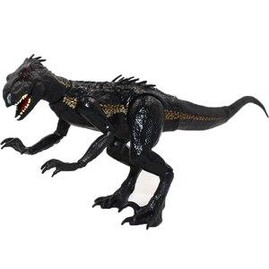 Image 3 - 15 cm indoraptor Jurassic park dünya 2 Dinozorlar Eklem hareketli aksiyon figürü Klasik Oyuncaklar Erkek Çocuklar Için noel hediyesi