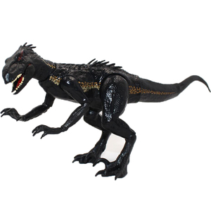 Image 3 - 15cm indoraptor Jurassic park world 2 Dinosaurs Joint movable action figure Classic Toys For Boy Children xmas gift