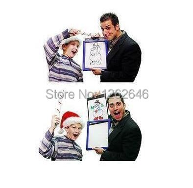 Clown Color Changing Card Big Size - Stage Magic Tricks/Props,Accessories,Magic For Children,Fun Magic
