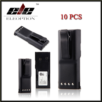 10PCS High Quality Interphone Battery For Motorola HNN9628 HNN9628A HNN9628AR HNN9628B HNN9628R GP88 GTX LCS2000 VHF Radio