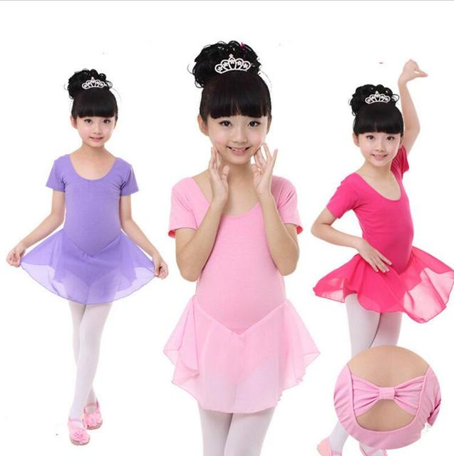 18a64da7ace6 Toddler Girl Dancing Clothes Children Girls Ballet Dress Kids Gown ...