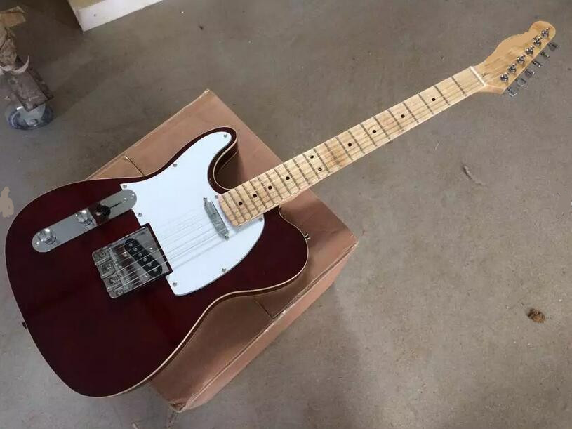The left hand electric guitar is of good quality., free shipping vegas left hand natural color acoustic electric guitar free bag free shipping