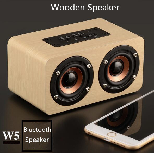 Wood Speaker | Natural Sound Amplifier | Ideal For Patios, Offices And  Living Room | Fits Iphone And Galaxy