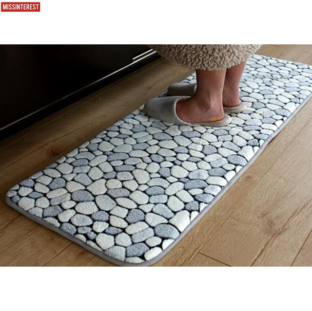 Missinterest Memory Foam Bathroom Floor Mat Doormats Balcony Mats