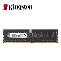 Kingston Memory RAM DDR4 4G 2133MHz 2X4G CL15 1 2V 288 Pin PC4 17000 Desktop Memory