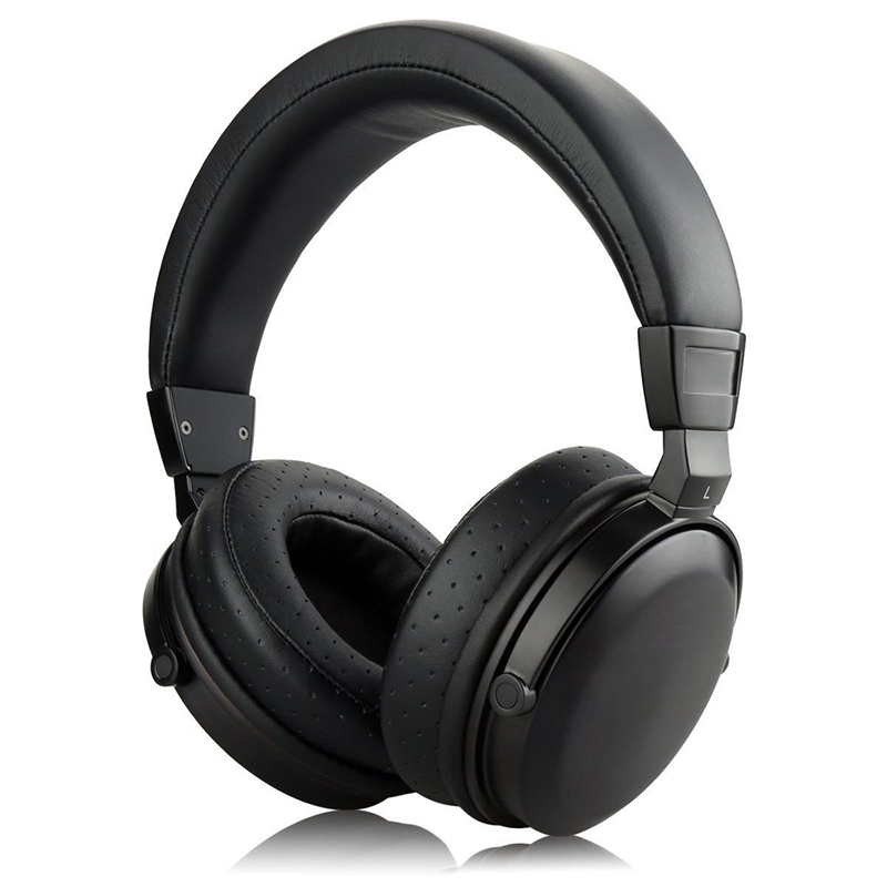 OKCSC DIY Dynamic Hybrid Wooden HiFi Headphones Audio Stereo Earphone Over Ear DJ Headset Change Cable for iphone samsung xiaomi