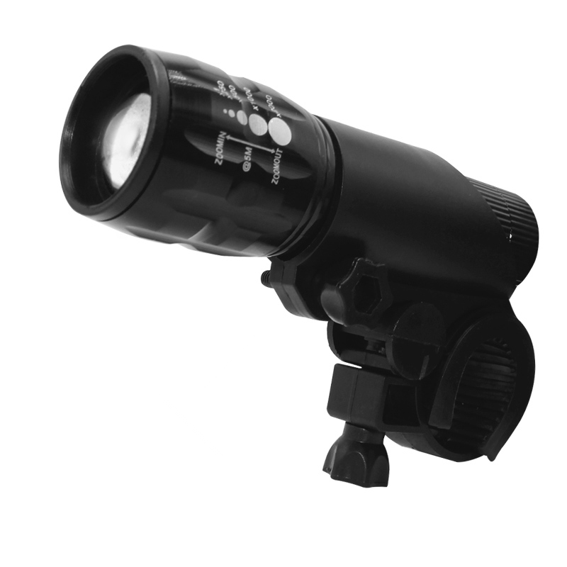Sepeda Light 7 Watt 2000 Lumens 3 Mode CREE Q5 LED Sepeda Light bersepeda lampu Depan Torch Waterproof + Torch Holder