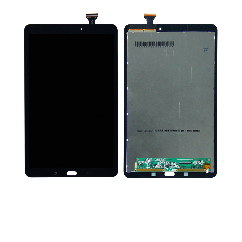 Free Shipping For Samsung Galaxy Tab E 9.6  SM-T560 T560NU Touch Screen Digitizer + LCD Display Assembly Replacement grade aaa quality 2pcs lot without bad pixel 2016 new lcd for samsung a5100 display with touch screen replacement free shipping