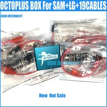 Original Octopus/octoplus box Full activated for LG for Samsung 19cables  including optimus Cable Unlock Flash & Repair Tool