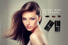 Hair Care And Styling Building Fibers