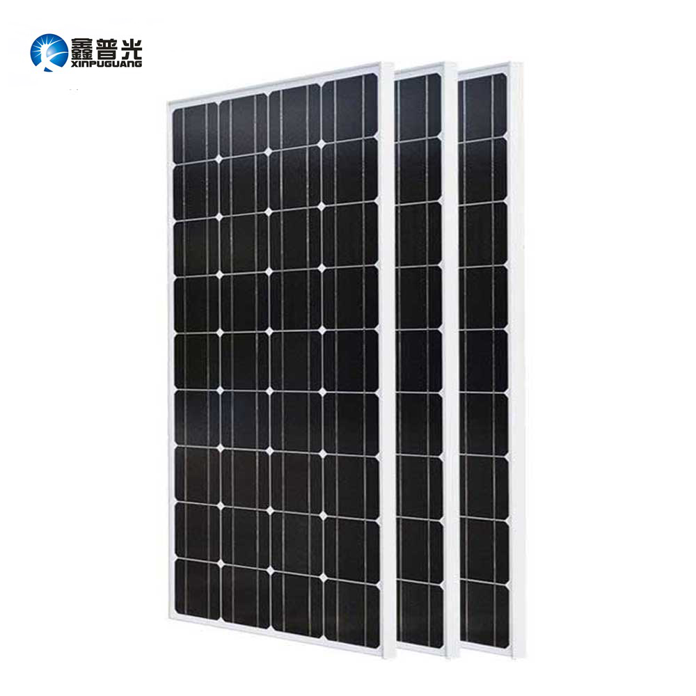 Xinpuguang 3*100 Вт панели солнечные 18 В в 1175*530 мм * 25 мм монокристаллический кремния солнечных батарей PV качество мощность Батарея Carge доставка из Р