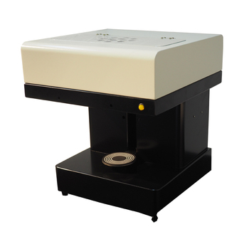 Hot selling Selfie Cappuccino  printing machine & Brown color  coffee printing machine ,DHL/Fedex shipping free