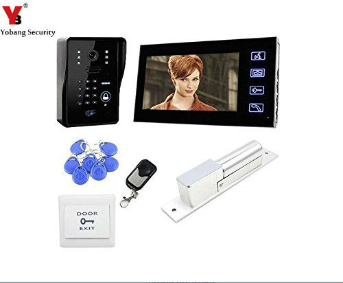 YobangSecurity Touch Key 7