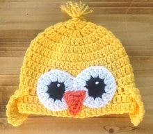 Crochet Baby   Chicken Hat, Newborn Photo Prop, Infant Halloween Costume, Baby Costume, Newborn Costume, Infant