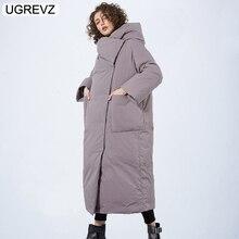 Брендовая новая зимняя коллекция курток стильное ветрозащитное Женское пальто женское стеганое пальто куртки Длинные теплые парки Топы