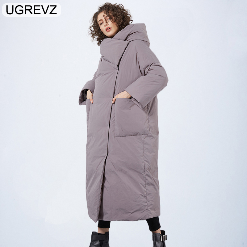 Brands New Winter Collection of Jacket 2019 Stylish Windproof Female Coat 2019 Womens Quilted Coat Jackets Long Warm Parkas Tops(China)