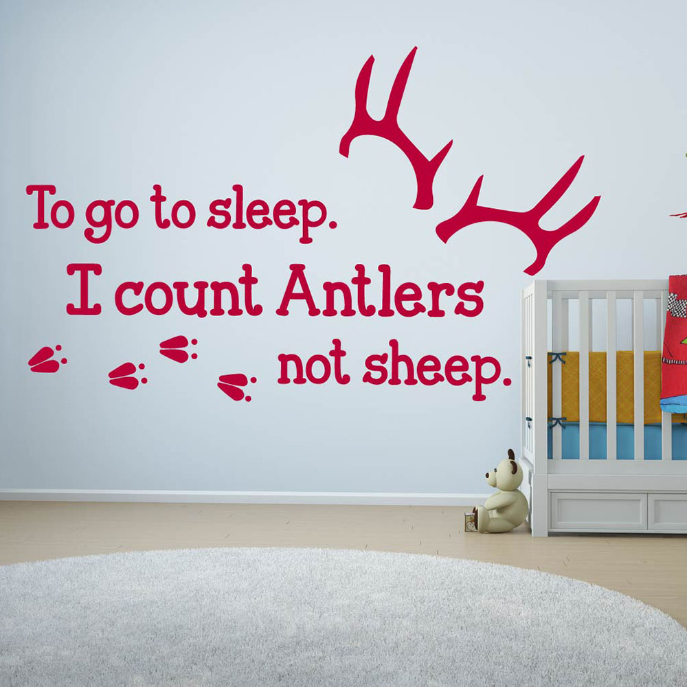 №nursery Room Quotes Wall Wall Stickers To Go To 【 Sleep