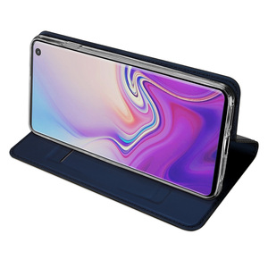 Image 5 - DUX DUCIS deri Flip Case Samsung Galaxy S10 Coque cüzdan kılıf kapak Samsung Galaxy S10 artı e r e r e r e r e r e r e r e r e r e r 10 s10e S10 5G Funda