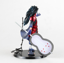 Anime NARUTO PVC Action Figure Uchiha Madara Figure Toys 17CM