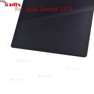 "Image 5 - 7.0 ""インチテストオリジナル Asua ZenPad C 7.0 Z170 Z170C Z170CG Lcd ディスプレイタッチスクリーンデジタイザ国会液晶交換"