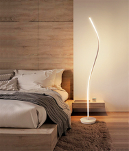 Modern Minimalist Wrought Iron Adjustable Light Floor Lamp E27 220V Lighting Living Room Bedroom Kitchen Living Room Study Hotel недорого