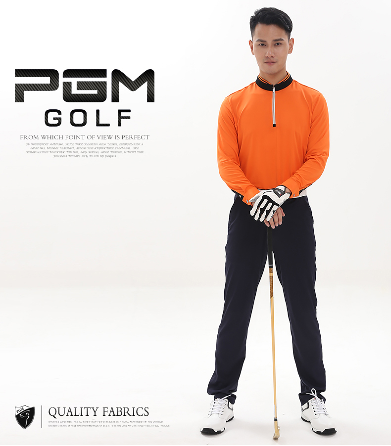 Hot!PGM 2017 Golf fit polomens men golf polo shirts quick dry long sleeve golf tshirts men table tennis shirt,Free shipping