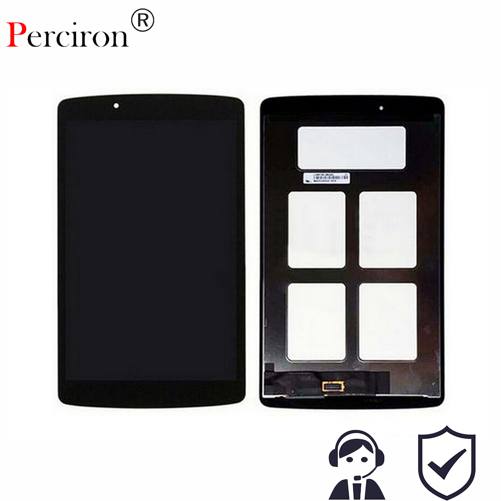 New Special 8 inch LCD Display + Touch Screen Digitizer Assembly For LG G Pad 8.0 V480 V490 Tablet Free Shipping new 10 1 inch parts for asus tf701 tf701t lcd display touch screen digitizer panel full assembly free shipping