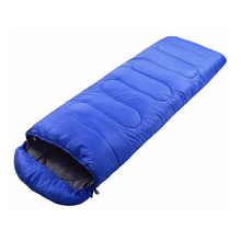 High Quality Portable Lightweight Envelope Sleeping Bag with Compression Sack for Camping Hiking Backpacking NCM99