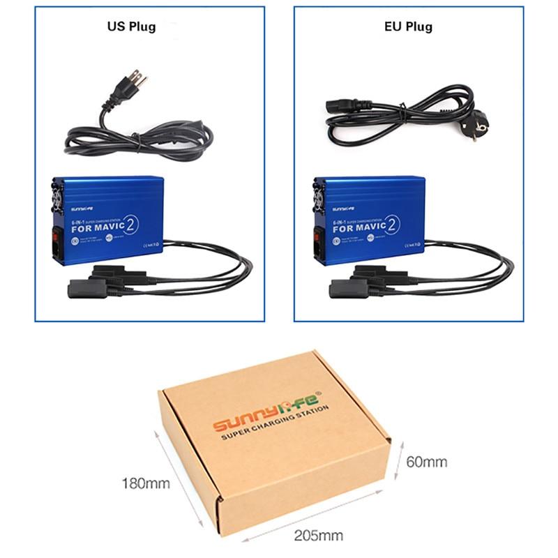 VOOR DJI Mavic 2 Pro Zoom Autolader DJI Drone Onderdelen Compatibiliteit Mavic 2 Intelligente Vlucht Batterijen - 4